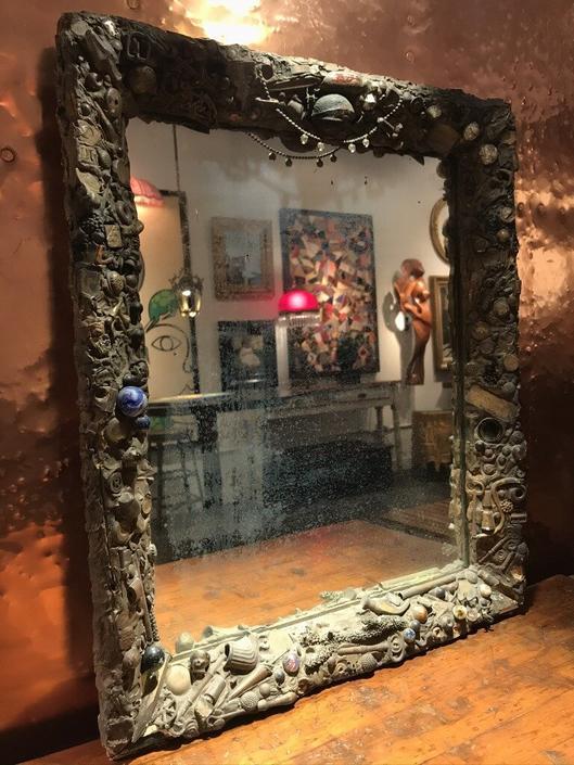 Memory Frame Mirror
