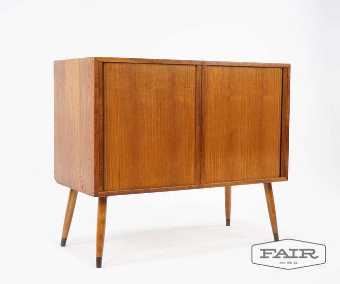 HG Mobler Cabinet with Tambour Doors