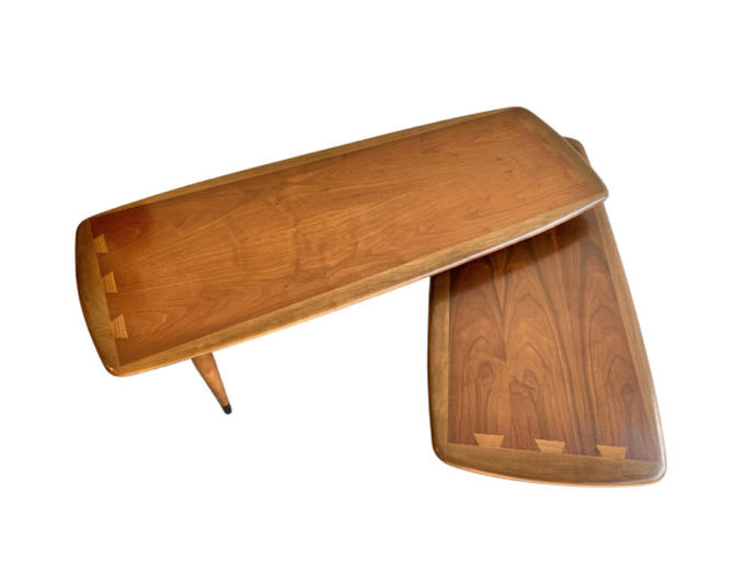 Mid Century MODERN Pivoting COFFEE TABLE by Lane Acclaim by CIRCA60