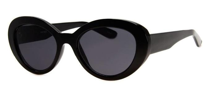 Black Classy Cat Sunglasses