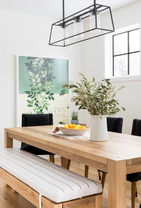 Parsons Dining Table - White Oak by StocktonHeritage