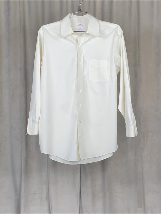 Vintage White Brooks Brothers Button Down