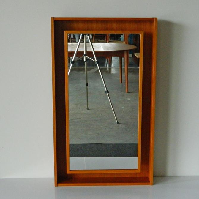 HA-C8372 Pedersen & Hansen Teak Mirror