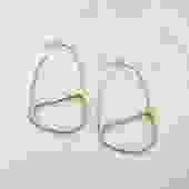 Osso Hoop - Brass
