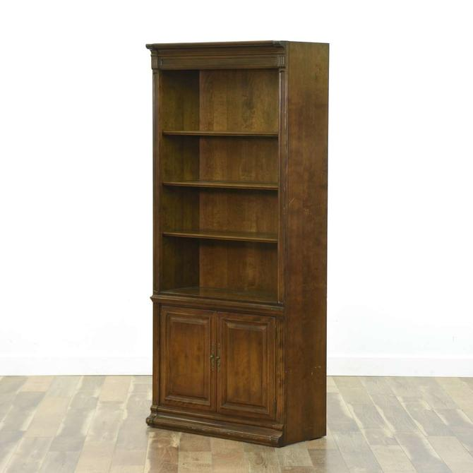 American Traditional Bookcase Cabinet 2