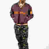 Vintage 90s Starter Cleveland Browns Pullover Jacket Sz M by UnfadedEra