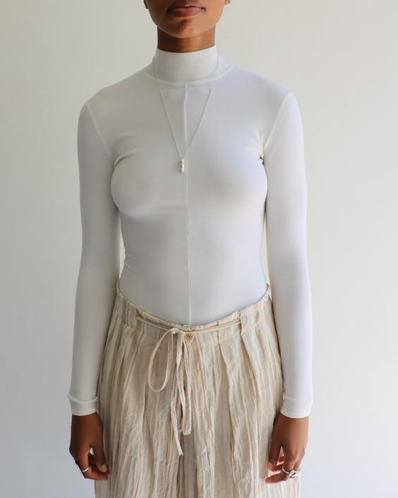 Gabriela Hearst Knit Romper, Size S