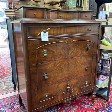 Vintage Tall Dresser by StylishPatina