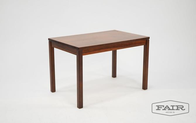 Norwegian Rosewood Coffee/End Table