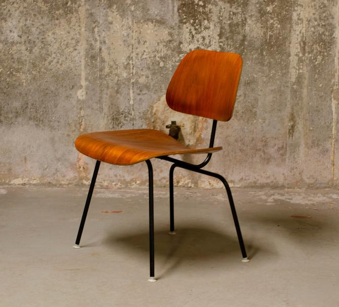 Charles and Ray Eames DCM by QueensMCM