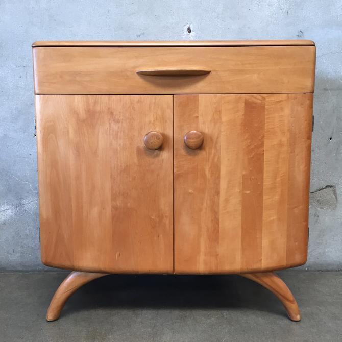 Vintage Heywood Wakefield Buffet Cabinet