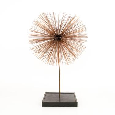 Curtis Jere Mid Century Pom Urchin Sculpture - mcm by ModernHill