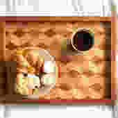 Cube Breakfast Tray