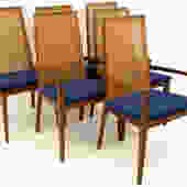 Dillingham Esprit Caned Back Dining Chairs