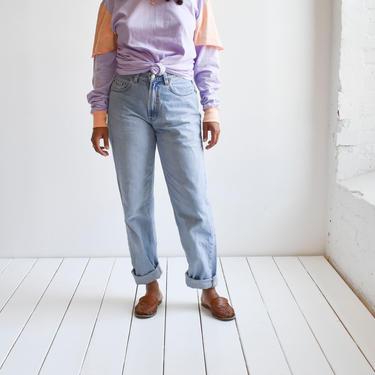 1990s Gap Light Wash Blue Jeans 30x32 by milkandice