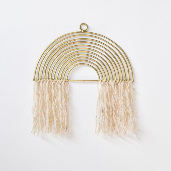 Arco Iron Wall Hanging