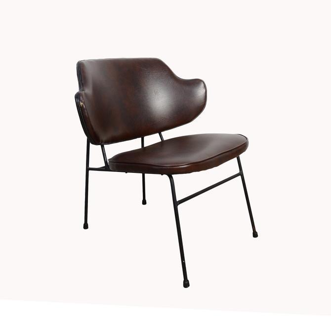 Kofod Larsen Penguin Chair Danish Modern Lounge Chairs Christensen & Larsen by HearthsideHome