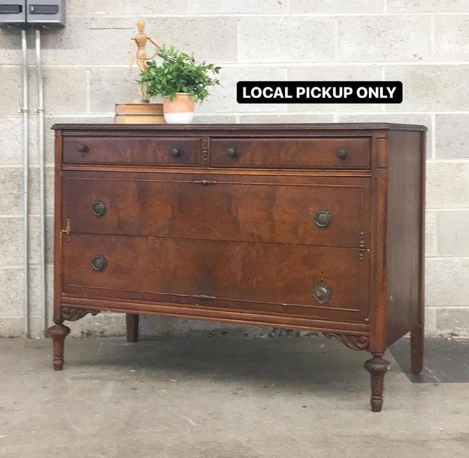LOCAL PICKUP ONLY ———— Vintage J.B. Van Schiver Dresser by RetrospectVintage215