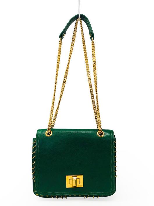 Pucci Emerald Green Purse