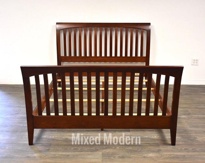 Ethan Allen American Impressions Queen Bed by mixedmodern1
