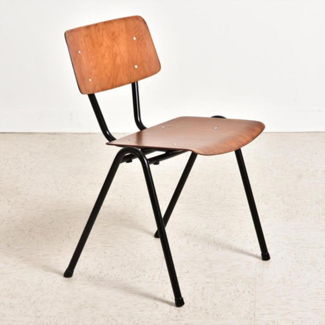 Vintage Restored Amsterdam Modernist Chair