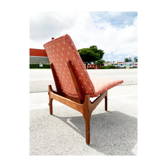 Mid Century Modern John Keal for Brown Saltman Chair by FlipAtik