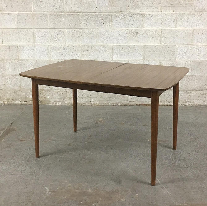 LOCAL PICKUP ONLY ————— Vintage mcm Dining Table by RetrospectVintage215