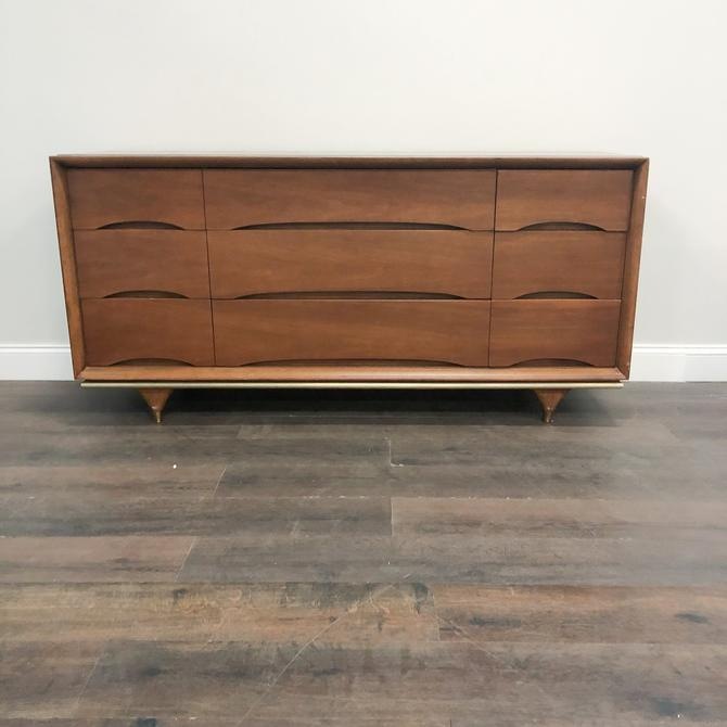 CUSTOMIZABLE: Kent Coffey MCM Dresser by VintageRefinedDecor