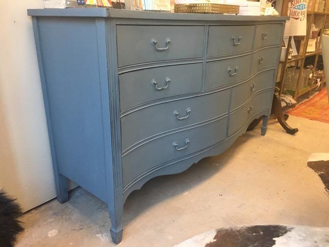 Bailey- Long Bowed Dresser by StylishPatina
