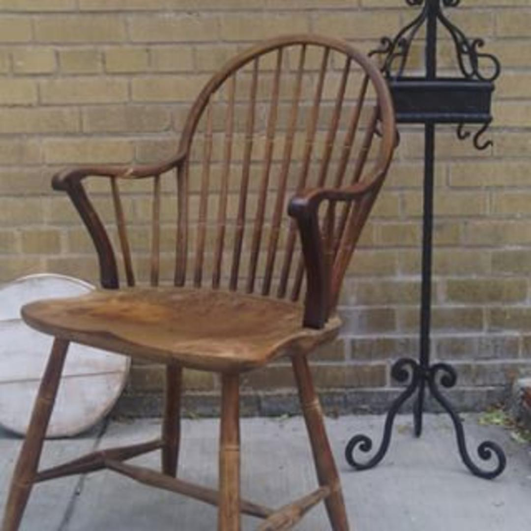 Windsor Chair From Bentley 39 S Vintage Furniture Attic