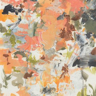 SECONDS SALE . Fall Again II . giclee art print by ClareElsaesser