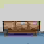 Mid Century United Diamond Long Dresser