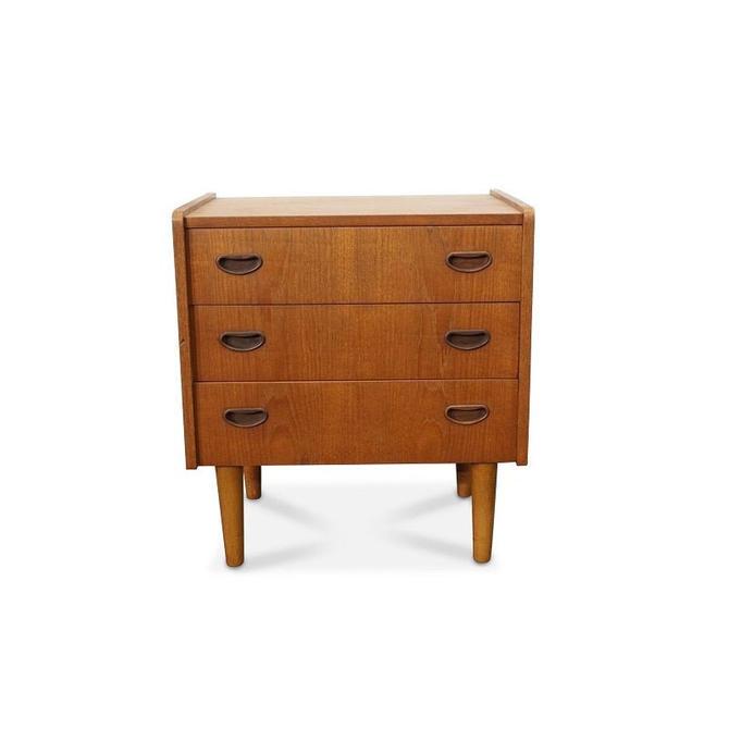 "Teak Side Dresser - ""Bornholm"" Original Danish Mid Century by LanobaDesign"