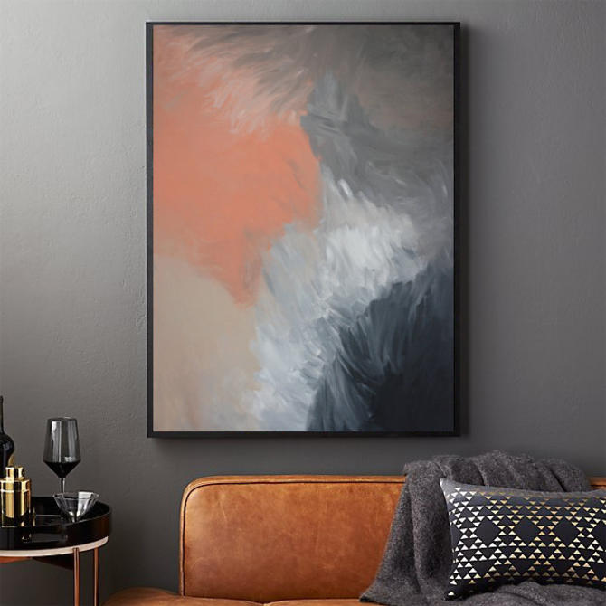 EARTHTONES Acrylic Art Offered in Various Sizes Fine Art Paper & Canvas Gift Original Painting Abstract Minimalist Modern Art Contemporary by ArtbyDinaD