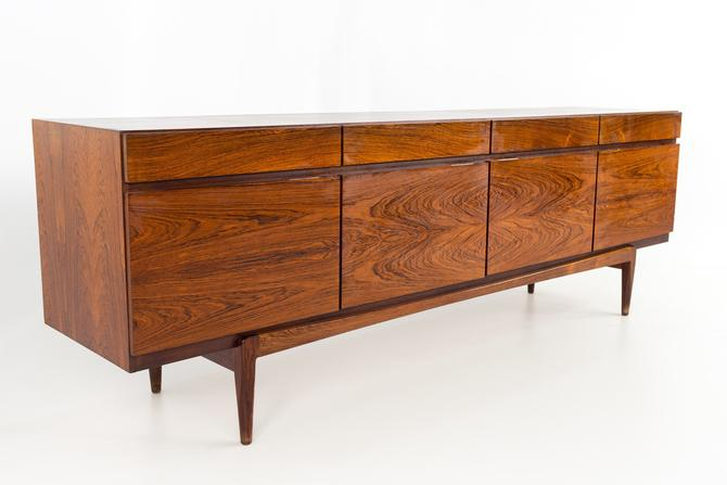 Kofod Larsen for Faarup Mobelfabrik FA66 Mid Century Rosewood Sideboard Credenza - mcm by ModernHill