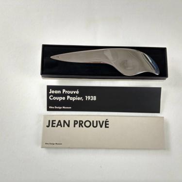 Jean Prouve Letter Opener by ModernMixPlus