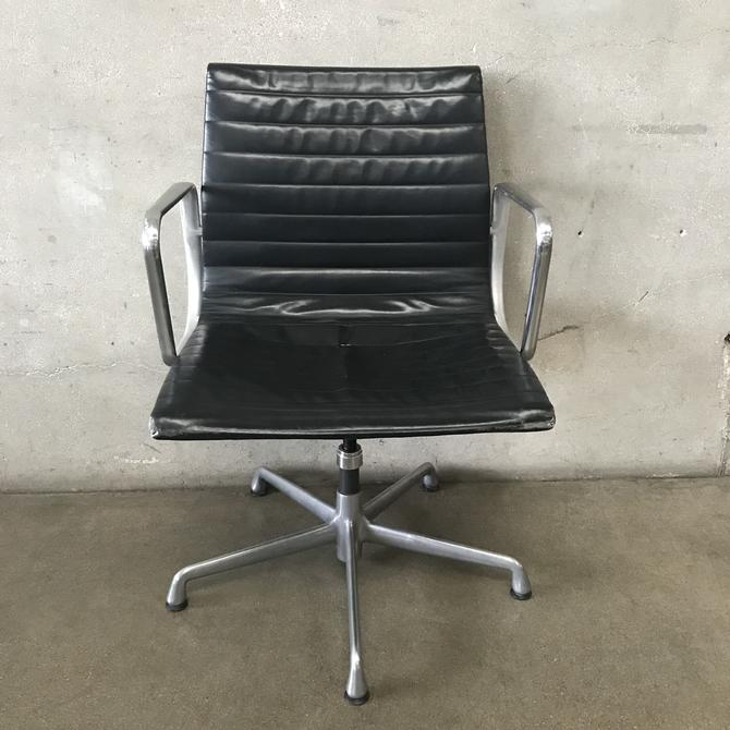 Eames Herman Miller Aluminum Group Chair