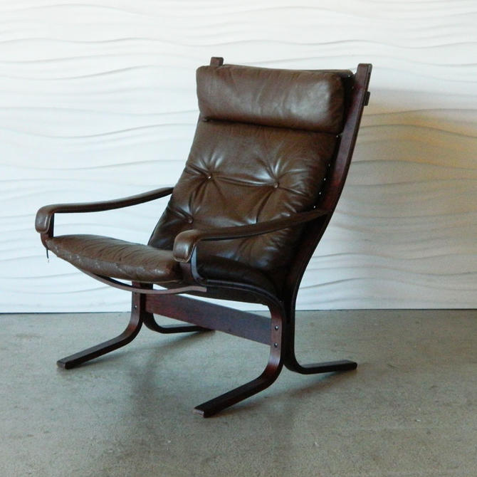 HA-C8195 Ingmar Relling Siesta Lounge Chair with Arms by Westnofa