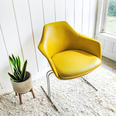 Mid-Century Burke Action Chair from The Vector Group out of Texas by PortlandRevibe