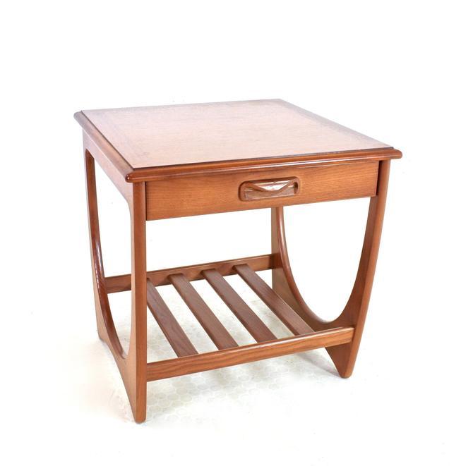 mid century table g plan by SputnikFurnitureLLC