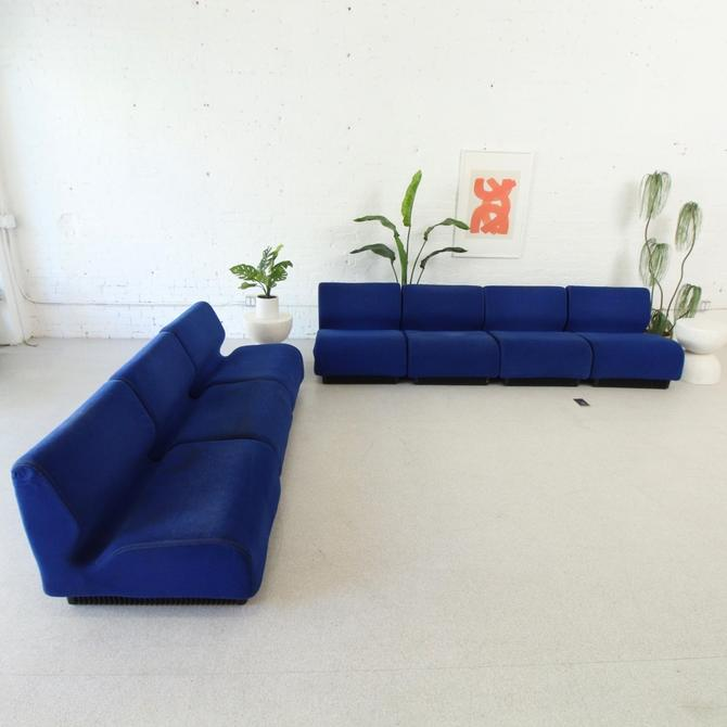 Original 7 piece Vintage Herman Miller by Don Chadwick Sectional