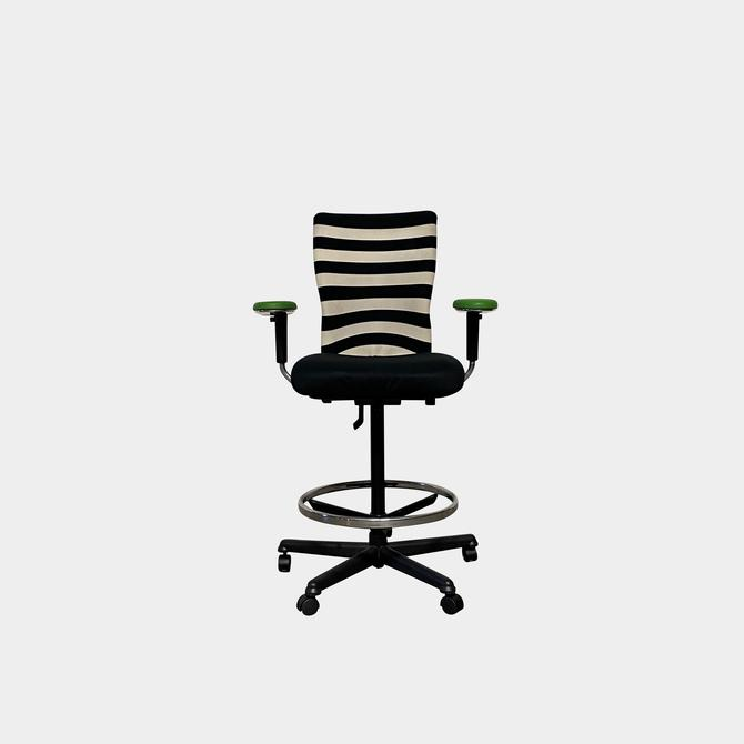 T Chair Striped Desk Chairs (3 Available)