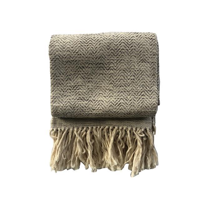 MADERA | Blanket & Throw | Charcoal