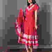 vintage 70s Spanish fiesta dress | party dress by LosGitanosVintage