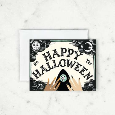 PREORDER -- Spooky Card, multiple styles