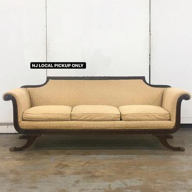 NJ LOCAL PICKUP Only ———— Vintage Sofa by RetrospectVintage215