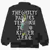 Coach Jacket Type 4 (Black)