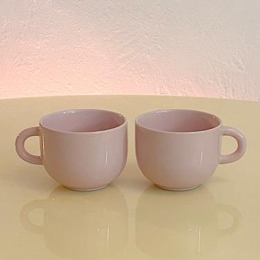 Pink Ceramic Mugs