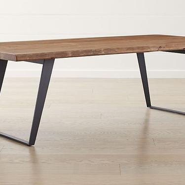 Live Edge Look Dining Table by abdobuilds