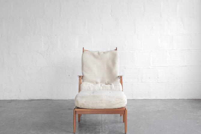 Archie Chair & Ottoman By Milo Baughman